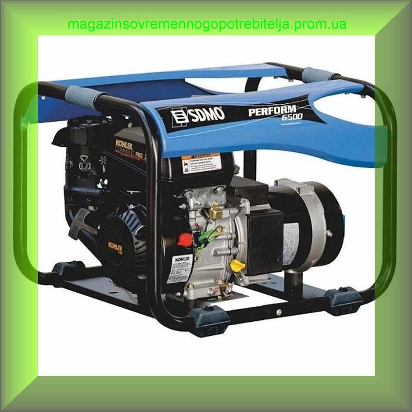 Генератор бензиновый SDMO Perform 6500 XL