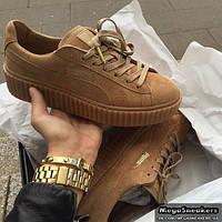 Женские кроссовки Puma Creeper Rihanna