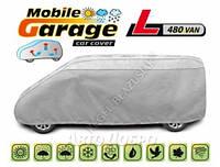 """Тент для микроавтобуса """"Mobile Garage"""". Размер L480 van"""