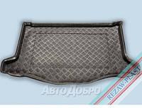 Пластиковый коврик в багажник для Honda Jazz с 2013-