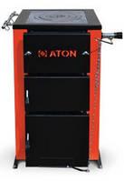 Твердотопливный котел ATON TTK COMBI 16-20 (Атон комби)