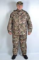 Камуфлированный костюм - дождевик Multicam