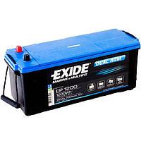 Аккумулятор Exide Dual AGM 140А/ч ( кислотно-свинцовый )