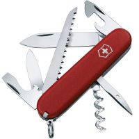 Нож складной, мультитул Victorinox Camper EcoLine (91мм, 13 функций) 3.3613