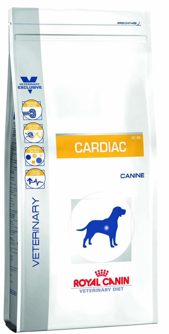 Лечебный корм для собак Royal Canin Early Cardiac Dog - сердце