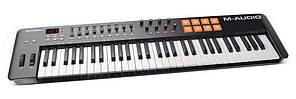 Миди-клавиатуры M-Audio Oxygen 61 IV