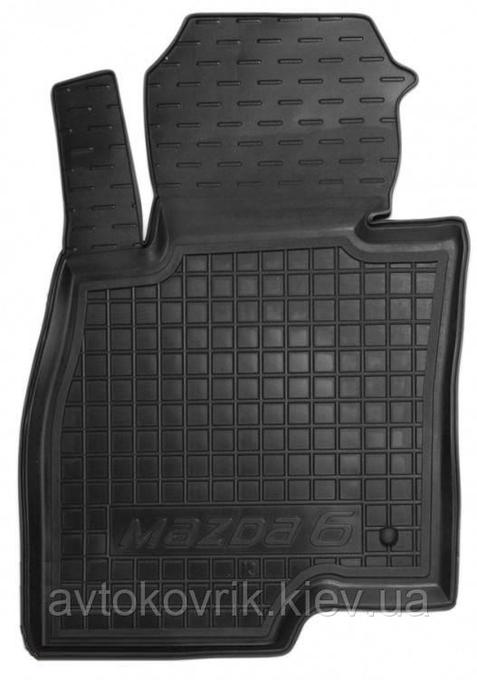 Полиуретановый водительский коврик в салон Mazda 6 (GJ) 2013- (AVTO-GUMM)