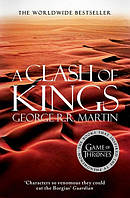 George R.R. Martin. Game of Thrones. A Clash of Kings. Volume 2.