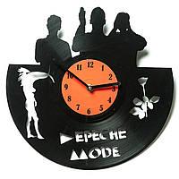 Часы виниловые Depeche Mode