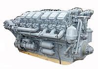 Двигатель ЯМЗ-240М2 360 л.с. Белаз
