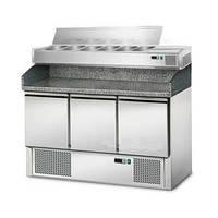 Стол для пиццы GGM POS147#AGS143E (холодильный)