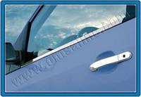Ford Fiesta 2002-2008 накладки на ручки нерж