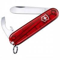 Нож складной, мультитул детский Victorinox MY FIRST (84мм, 8 функций), красный 0.2363.Т