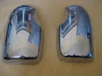 Ford Transit 00-14 накладки на зеркала нерж