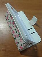 "Чехол-книга со стразами для Meizu M2 5"" / M2 Note 5.5"""