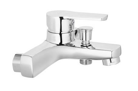 Смеситель для ванны Invena Verso BW-82-001, фото 2