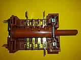 Перемикач для електродуховки HANSA 820405 / 5-ти позиційний виробництво Іспанія, фото 2
