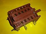 Перемикач для електродуховки HANSA 820405 / 5-ти позиційний виробництво Іспанія, фото 3