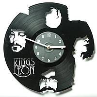 Часы виниловые Kings of Leon
