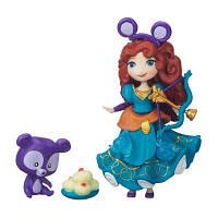 DPR Игровой набор маленькая кукла Принцесса Мерида и ее друг, B5331
