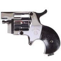 """Револьвер под патрон флобера EKOL Arda (1.0"""", 4.0mm), хром"""