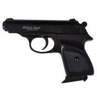 Пистолет сигнальный EKOL MAJOR (9.0мм), черный, фото 2