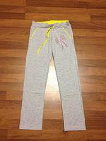 Детская одежда оптом Штаны спортивные для девочек оптом р.140-158см, фото 1