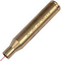 Лазерный патрон для холодной пристрелки (калибр: 30-06/.25-06 REM/.270 WIN), латунь