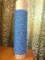 Прочная нить для сарделек 410 текс витая с увеличенным содержанием цвета 50 %