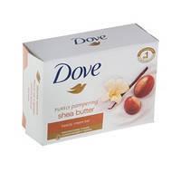 Крем-мыло Dove Shea Butter (Масло Ши и ваниль) 100 гр
