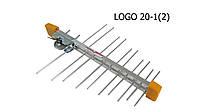 Антенна дециметровая LOGO 20-2 DVB-T/T2(без Усилителя)