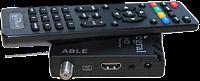 Пульт Sat Integral S-1225HD (ABLE)