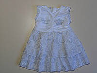 Платье для девочки 1 - 3 лет