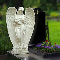 Скульптура ангела С - 32