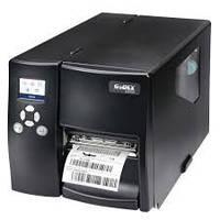 Промышленный термотрансферный принтер этикеток Godex EZ-2250i с внутренней калибровкой и русифицированным меню