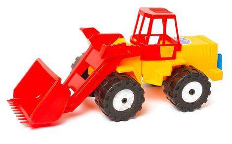 """Трактор """"Шустрик"""" №1."""