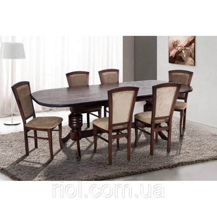 Стол обеденный раскладной Гетьман