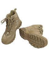 Ботинки Милтек Trooper 5 Дюймов Койот