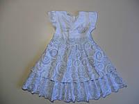 Платье для девочки 1.6 - 2 лет