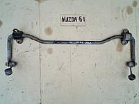 Стабилизатор задний для Mazda 6, АКПП, 2.0i, 2004 г.в. GJ6A28151A
