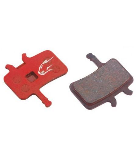 Колодки гальмівні диск JAGWIRE Red Mountain Sport DCA064 (2 шт) - Avid BB7, All Juicy