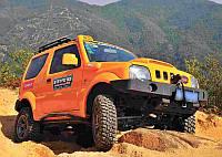 Бампер передний Starworks для Suzuki Jimny (с 1998 года) без кенгурятника