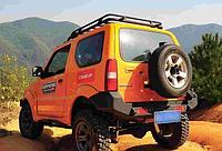 Бампер задний Starworks для Suzuki Jimny (с 1998 года)
