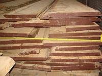 Доска дуб сухая необрезная 30,50 мм 0-1 сорт