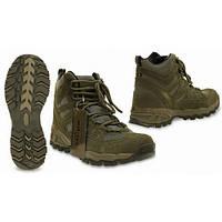 """Ботинки Mil-tec Trooper 5"""" Olive, фото 1"""