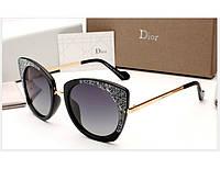 Солнцезащитные очки Dior (1562) black