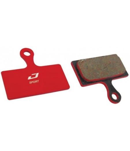 Колодки тормозные диск JAGWIRE Red Mountain Sport DCA085 (2 шт) - Shimano New XTR