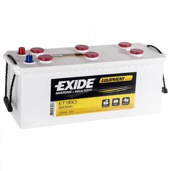 Тяговая аккумуляторная батарея Exide Equipment 135А/ч