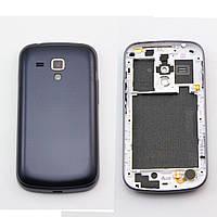 Корпус для телефона Samsung S7562 черный