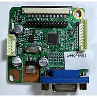 Универсальная плата монитора VGA 17-26' 2 выхода NTA93A с FFC